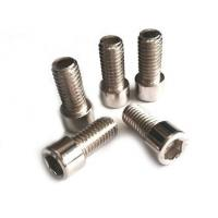 China 316 Stainless Steel Hex Head Bolt Cylinder Head Hexagon Socked Head Bolt on sale