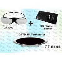 China OEM 3D Museum Solution with IR 3D Emitter,IR 3D Glasses wholesale