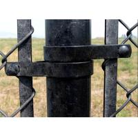 China 42mm 3-1/2 Inch Galvanized Chain Link Fence Tension Band wholesale