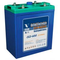 Buy cheap gel battery, Vrla battery, deep cycle battery, CG2-600A, 2V 600Ah 302*175*330(mm)   40kg from wholesalers