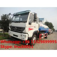 China SINO TRUK Golden King 10cubic meters to 14cubic meters water sprinkling truck for sale, hot sale! water tanker truck on sale