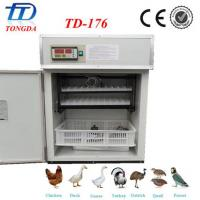 Buy cheap CE Approved Incubator for eggs from wholesalers