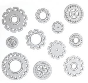DIY gear cutter Wheels gear Scrapbook Wheels Die 3933