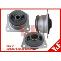 China Rubber Hyundai Excavator Engine Mount Heavy Equipment Spare Parts wholesale