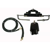 China Mercury Engine Outboard Hydraulic Steering Kit Up 300hp 69 Kgf/Cm3 Helm Max Pressure wholesale