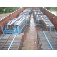 China Cr-Mo Alloy Steel Cement Mill Liners Hardness More Than HRC50 wholesale