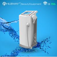China Professional vertical 808 diode laser hair removal machine wholesale