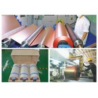 China 25um High Conductivity Ed Copper , ​High Temperature Resistance Copper Foil Roll wholesale
