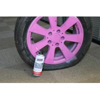 China Tubeless Car Emergency Tire Repair Sealant , Liquid Tire Sealer And Inflator  wholesale