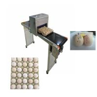 China High Performance Egg Inkjet Marking Machine With Unlimited Printing Length wholesale