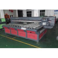 China 2.5X1.3m Color UV Flatbed  Printer  for  Wooden Board / Flexible Materials wholesale