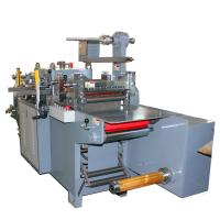 China 320*300mm high speed PVC Sticker Film Die Cutting Machine With Sheeting Function wholesale