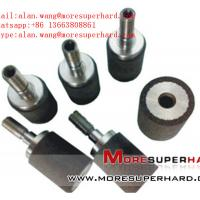 China CBN Grinding Wheel for Auto Processing Internal Grinding alan.wang@moresuperhard.com wholesale