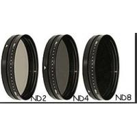 China Photography accessories 67mm fader filter variable ND2 to ND400 for Canon eos 7D 18 -135mm wholesale