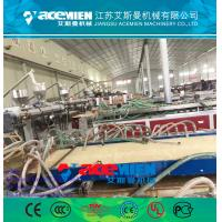China Plastic pvc profile machine/pvc plastic printing machine wholesale
