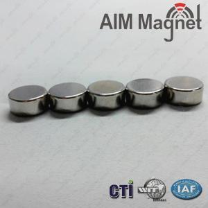 China neodymium magnet 15mm x 7mm wholesale