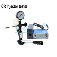 China ERIKC common rail injector nozzle tester equipment diesel injector testing machine wholesale