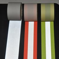 Buy cheap Flame retardant silver reflective fabric BA8001, EN471,inherently flame from wholesalers