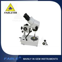 China Strong sense of three dimensional Gemological Microscope Generation 3rd wholesale