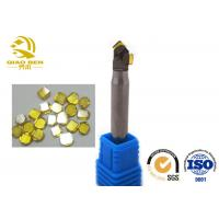Buy cheap Single Crystal Diamond Milling Cutter Double Edge Molding Knife Processing from wholesalers
