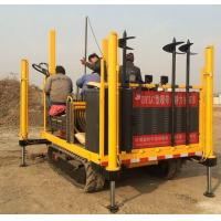 Buy cheap DYLC 2016 New model Hydraulic roller static cone penetrometers CPT truck from wholesalers