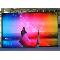 China Public area stage show IP68 P25 Curtain LED Display with 6500cd/m2 brightness wholesale