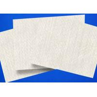 Quality Nonwoven Needle Felt Glass Fiber Filter Cloth / Dust Filter Bag for sale