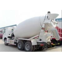 China Sinotruk HOWO 6X4 6m3 290HP Mixer Concrete Truck With Large Capacity 8 CBM wholesale