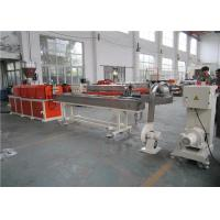China Twin Screw Extruder White Master Batch Manufacturing Machine  PET / Pigment wholesale
