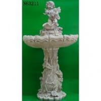 China polyresin water fountain wholesale