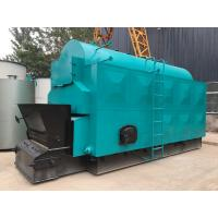 China Chain Grate Coal Fired Steam Boiler , Wood Industrial Biomass Boiler wholesale