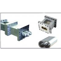 China CE ISO9001 Clinder Co Rotating Twin Screw Extruder Parts , Extruder Spare Parts  wholesale