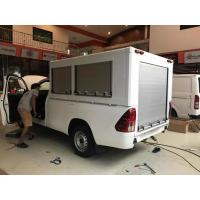 China Aluminum Alloy  Roll up Door Used for Various Truck and Vehicle on sale