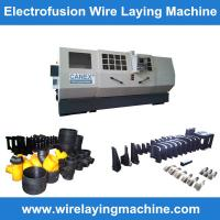 China canex automatic wire laying for pe electrofusion fittings wholesale