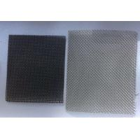 China Custom Size 304 316 Stainless Steel Insect Screen , Window Wire Mesh Rolls wholesale