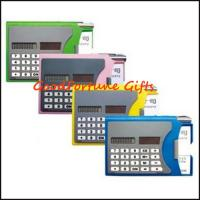 China Business Card holder With Calculator and pen gift wholesale