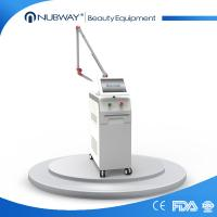 China Q Switched Nd Yag Laser portable Best Tattoo Removal Mahcine CE Approved wholesale