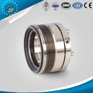 China Metal Bellows Mechanical Shaft Seal , High Temperature Balanced Mechanical Seal wholesale