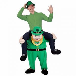 China Funy Buddy St Patricks Mascot Novelty Oktoberfest New Unisex Ride on Carry Me Costume Animal Funny Fancy Dress Pants wholesale