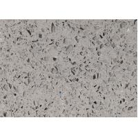 China High Density Colorful Quartz Stone Scratch Resist Polished Surfaces Finished on sale