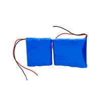 China 7.4V 7000mAh Liion Battery Pack 18650 Shrinked PVC Package wholesale