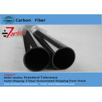China Reinforced carbon fiber tube od 14mm 15mm 16mm 17mm for Helicopter wholesale