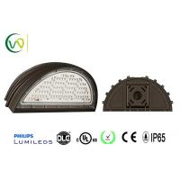 China Unique Design Exterior 70W led Wall Pack Lighting 120lm/w With Bronze Finish , UL CUL Approved wholesale