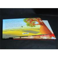China Full Color Glossy Paper Hardcover Book Printing Services , Offset Book Printing wholesale
