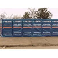 China temporary acoustic barriers China Supplier 40dB noise reduction wholesale