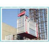 China Galvanized Tower Building Hoist Construction Elevator rental hoist wholesale