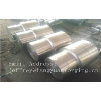 China Alloy Steel Forged Shafts Blank C35 C45 42CrMo4 36CrNiMo4 4330 34CrNiMo6 4140 SNCM439 BS816M40 4130 4340 on sale