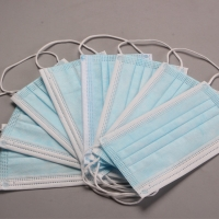 China CE FDA Disposable Antidust 3 Ply Earloop Mask wholesale