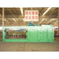 China ISO TUV certificated quality Hydraulic tyre tire baling press machine wholesale