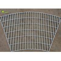 China Serrated Carbon Steel Drain Bracing Grate Floor Hot Dip Galvanized Grid Grille on sale